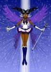Super Sailor Moon, AU Style