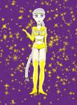 Sailor Star Arrow by CrystalSetsuna