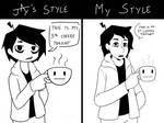 My Style Your Style
