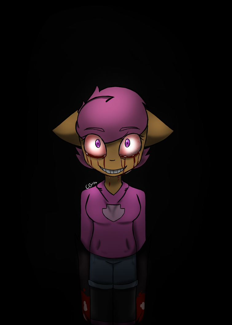 Creepy Scoots by CatGirl236