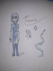 Tanzanite (Steven Universe OC) by CatGirl236