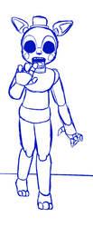 Random Fnaf Character Design by CatGirl236
