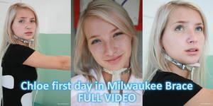 BracedLife Patreon - Chloe in Milwaukee Brace