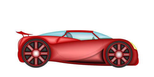 next gen sports car