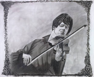 Violinst by Oog007