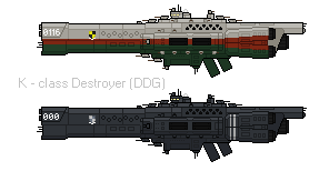 Destroyers by PunishedNixon
