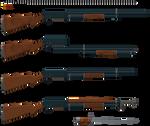 Model 1912 Shotgun