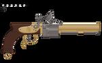 Flintlock Revolver by PunishedNixon