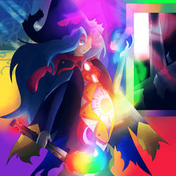 Star Breaker/Drawcia Sorceress Fusion: WTEF?