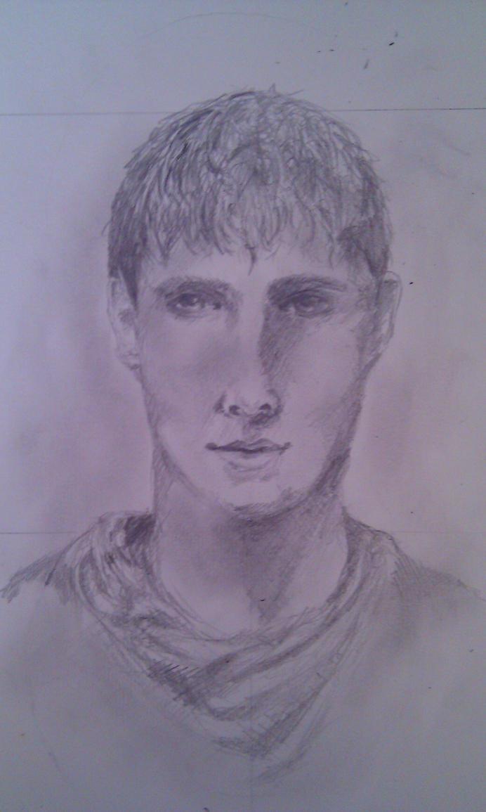 Random Sketch! by sunlit-dapple