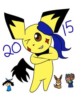 HappyNinjaPichu's Profile Picture