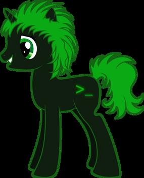 GreenGlow Vector