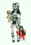 Naruto: Future Leaf Shizuka OC