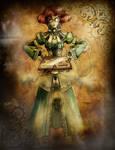 Steampunk Project - Doris McKellar