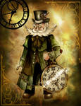 Steampunk Project - Wilfred