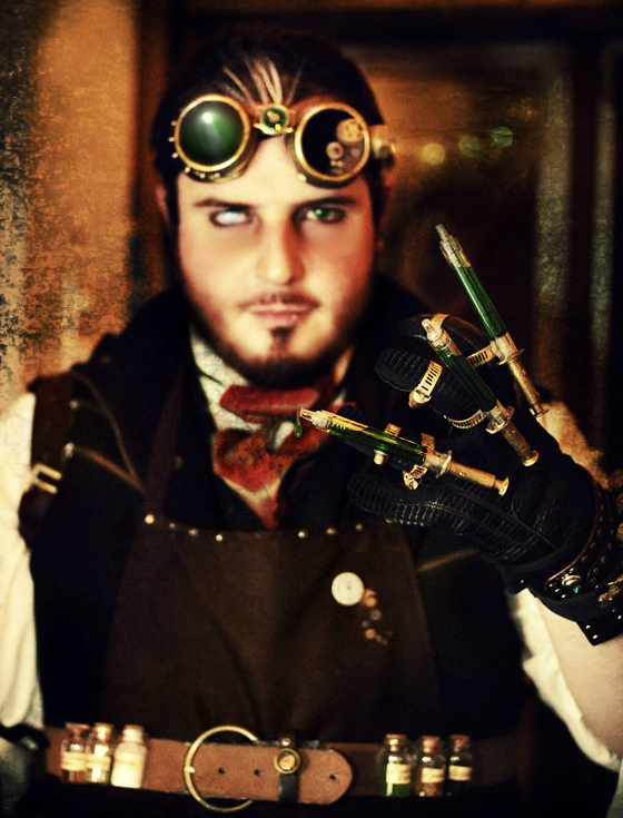 Steampunk dating website