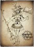 Steampunk Project - Magdalen Witlocke
