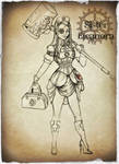 Steampunk Project - Sister Eleanora