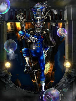 Steampunk Project - Jack (Digital)