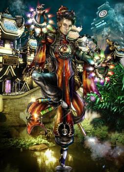 Steampunk Project - Renshu (Digital)