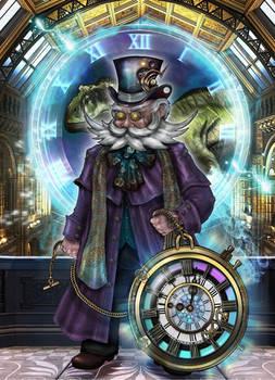 Steampunk Project - Wilfred (Digital)
