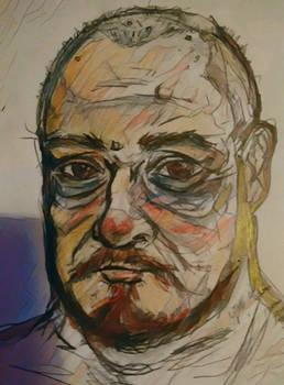 Self Portrait-Body Dysmorphic Disorder