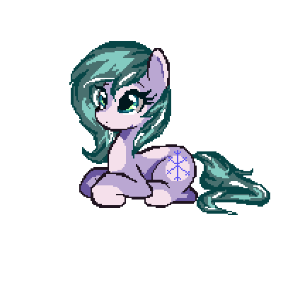 Frostbite (commission)  by ClockupFlowers