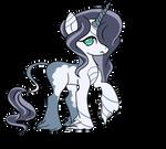 Spoopy pony adopt [CLOSED]