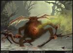 stinky swamp devil