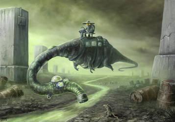 mutant encounter 1 by Vaghauk