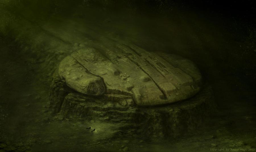 Ancient Artifact by Vaghauk