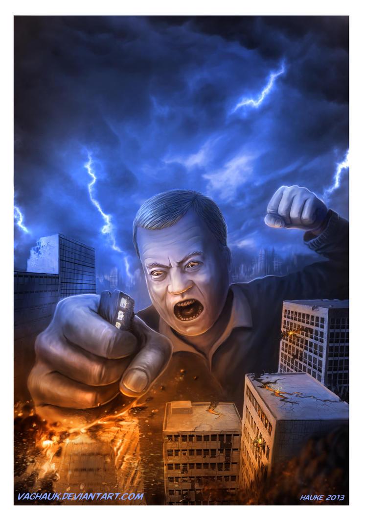 Shatner Apocalypse by Vaghauk