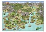 Haukes Adventure Map