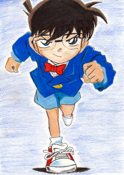 Detective Conan by xxsatur9xx