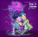 Flashlight Week 2019 Day 5- Gloom