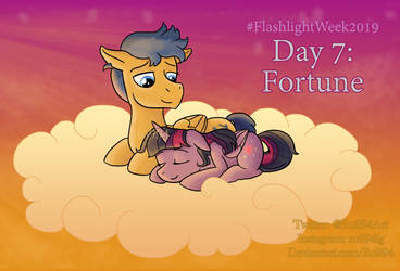 Flashlight Week 2019 Day 7- Fortune by Ro994