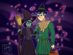 Under your spell (SciFlash Halloween 2021) by Ro994