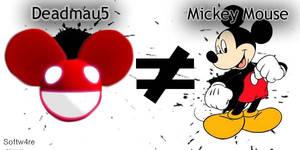 Deadmau5 is not mickey mau5