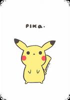Pikachu by pikaira