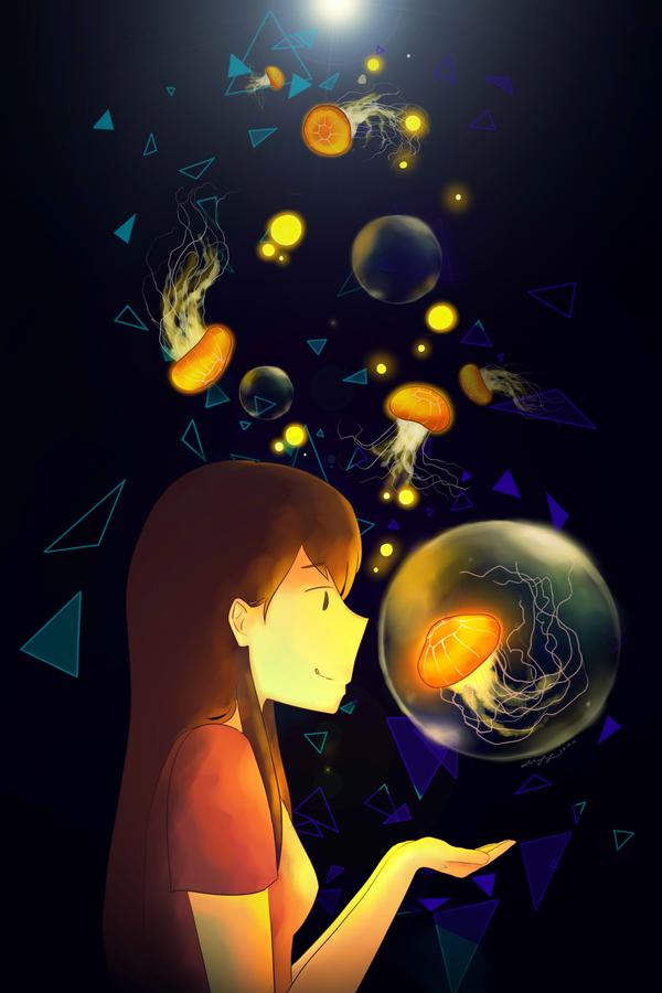 Glow by pikaira