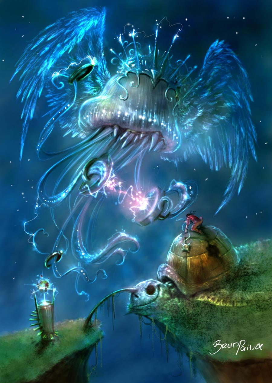 colossus life by BrunofPaiva