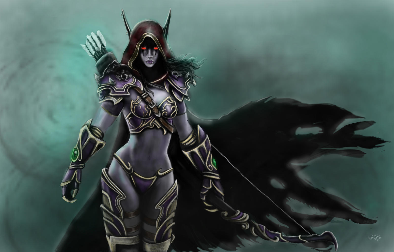 Top Sexy Sylvanas Windrunner Wallpaper Wallpapers