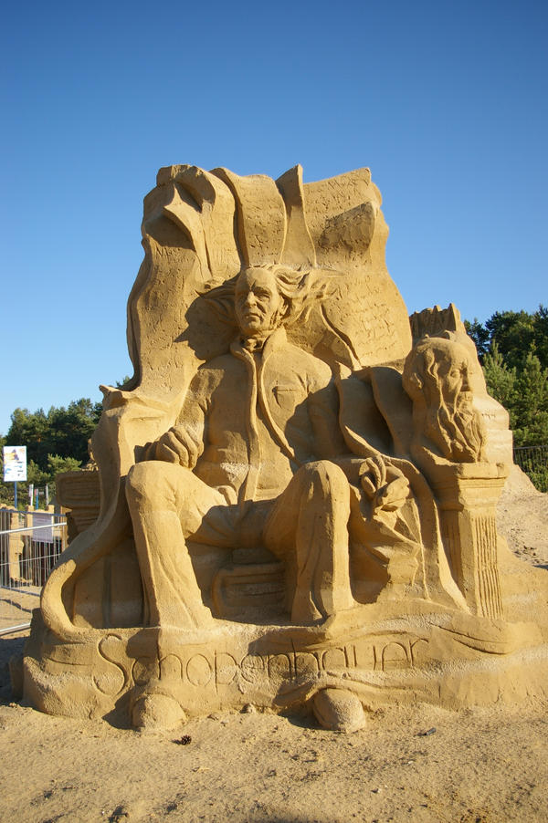 Sand sculptures by czach