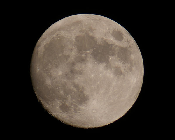 ... and the Moon is full... by czach