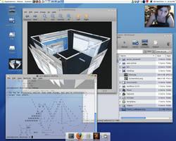 Mac-Like Linux by zikes