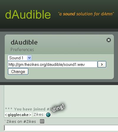 dAudible