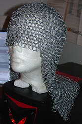 Chainmaille Coif