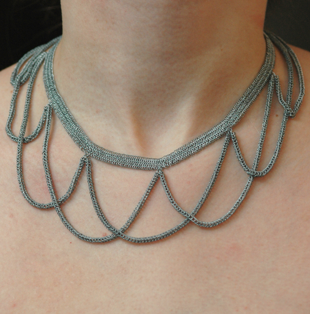 Choker of Insanity - Modeled 4 by zikes