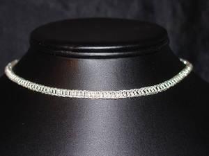 Silver Half Persian
