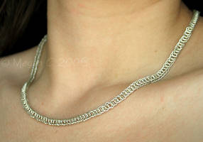 Silver Half Persian - Modelled